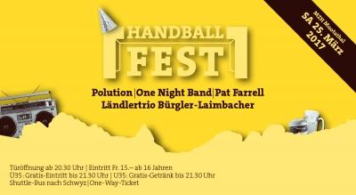 Handballfest 2017