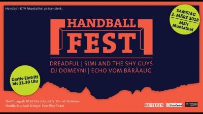 Handballfest 2018