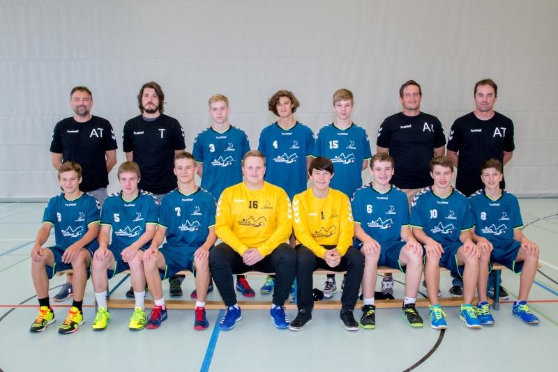 Die erfolgreichen MU19I-Junioren sind verdient in die höchste Schweizer Spielklasse aufgestiegen. (Bild: Esther Heinzer)
