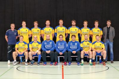 Das Herren 2 des Handball KTV Muotathal zeigte eine ansprechende und efolgreiche Saison (Bild: Esther Heinzer)