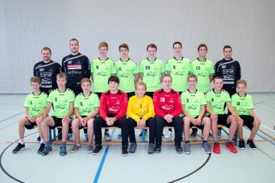 Die MU17-Junioren bestreiten am kommenden Samstag ihr Aufstiegsspiel gegen die SG Seeland. (Bild: Esther Heinzer)