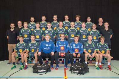 Die Handballer des KTV Muotathal freuen sich auf ihr erstes Heimspiel. (Bild: Esther Heinzer)
