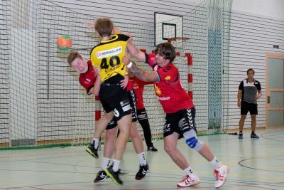 Im Cupspiel gegen Altdorf könnte die Abwehr einmal mehr das Rezept zum Erfolg sein. (Bild: Esther Heinzer)