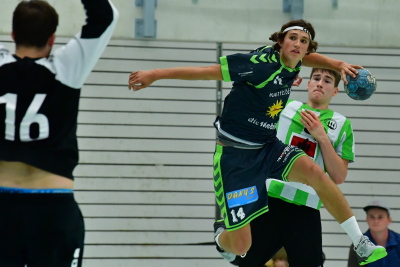 Jan Roos und der KTV Muotathal wollen am kommenden Samstag auch gegen Muri punkten. (Bild: Andy Scherrer)